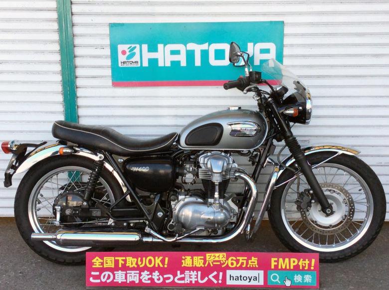 中古 カワサキ W400