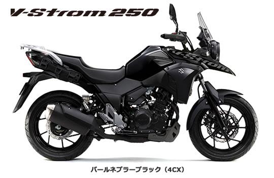 2017 SUZUKI V-Strom250