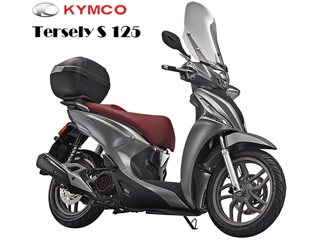 2018 KYMCO TerselyS125i