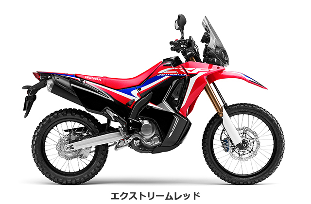 2019 HONDA CRF250 RALLY