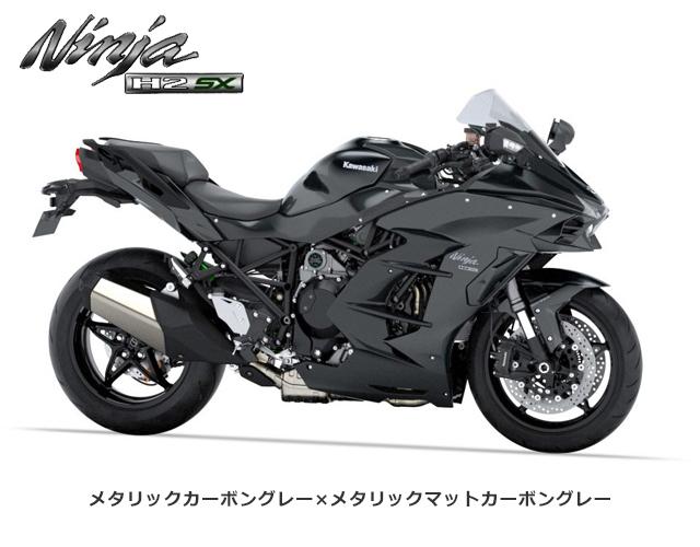 2019 KAWASAKI Ninja H2 SX