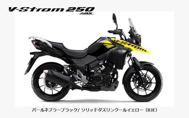 2019 SUZUKI V-Strom250 ABS