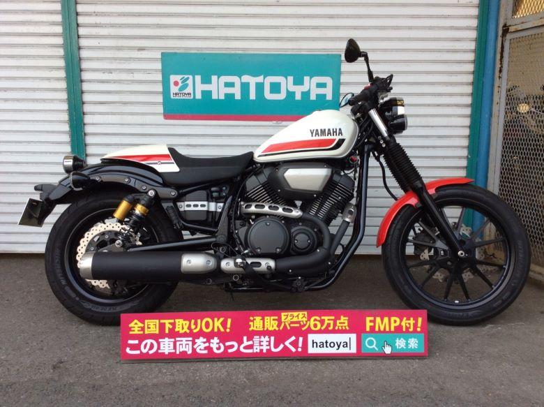 中古 ヤマハ BOLT-C