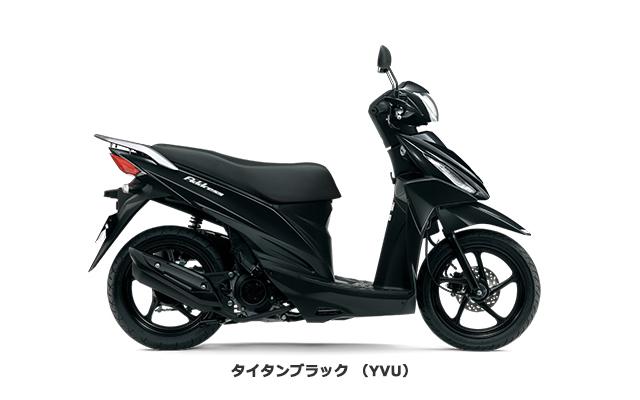 2020 SUZUKI アドレス110