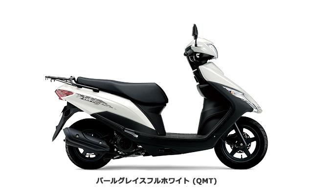 2020 SUZUKI アドレス125