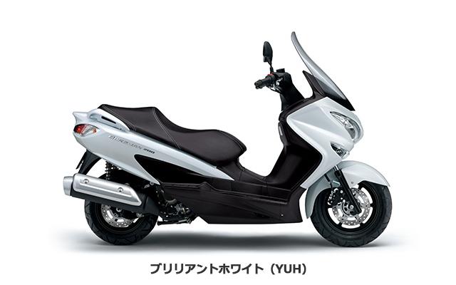2020 SUZUKI バーグマン200