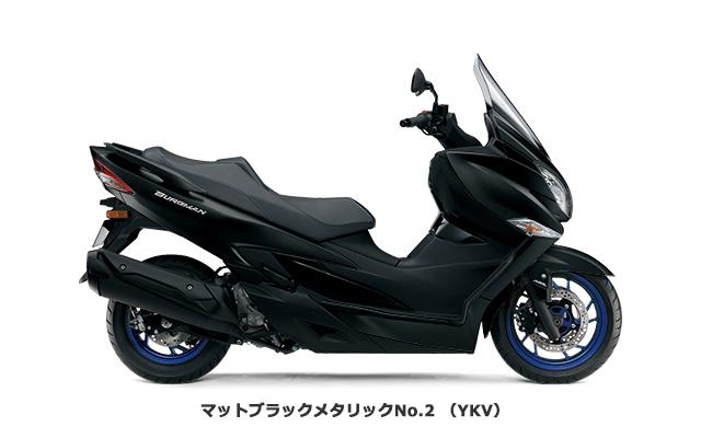2020 SUZUKI バーグマン400 ABS