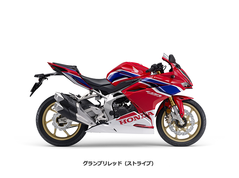 20 HONDA CBR250RR GP RED/Stripe