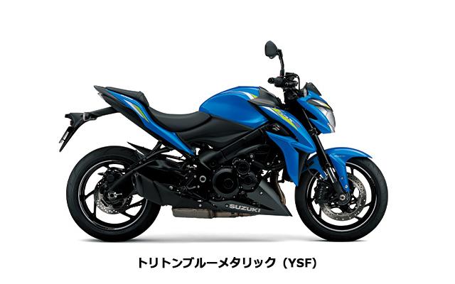 2020 SUZUKI GSX-S1000 ABS