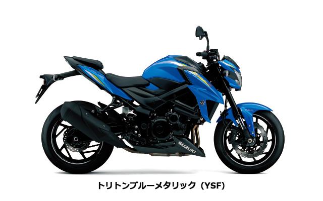2020 SUZUKI GSX-S750 ABS