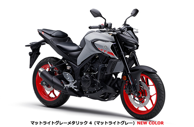 2020 YAMAHA MT-25 ABS