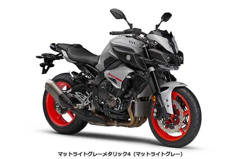 2020 YAMAHA MT-10 ABS