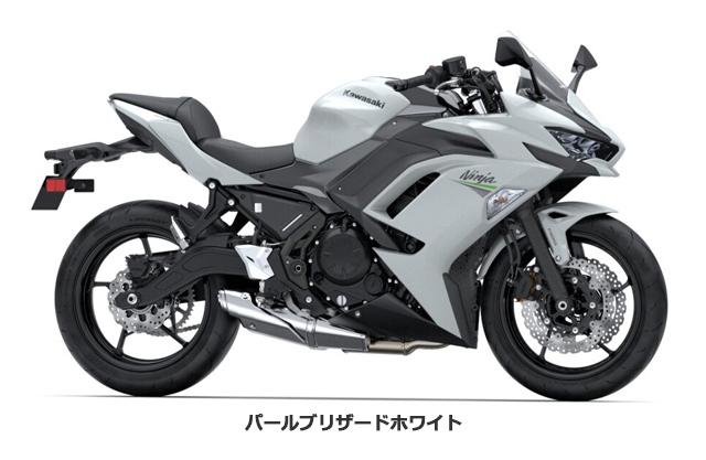 2020 KAWASAKI Ninja650 ニンジャ650