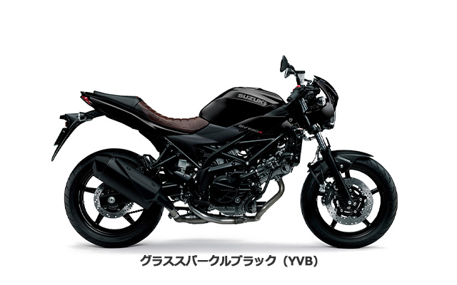 2020 SUZUKI SV650X ABS