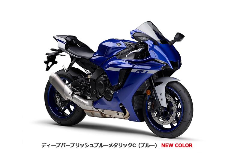 2020 YAMAHA YZF-R1 ABS