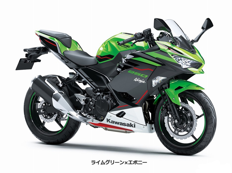 21 KAWASAKI Ninja250 KRT EDITION
