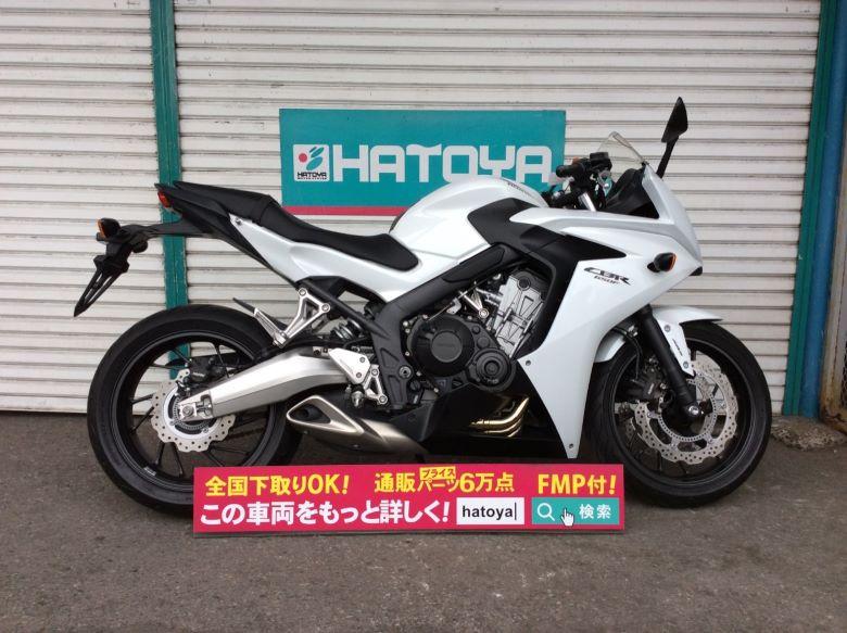 中古 ホンダ CBR650F