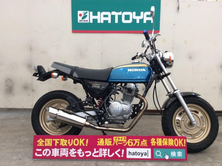 中古 ホンダ Ape100