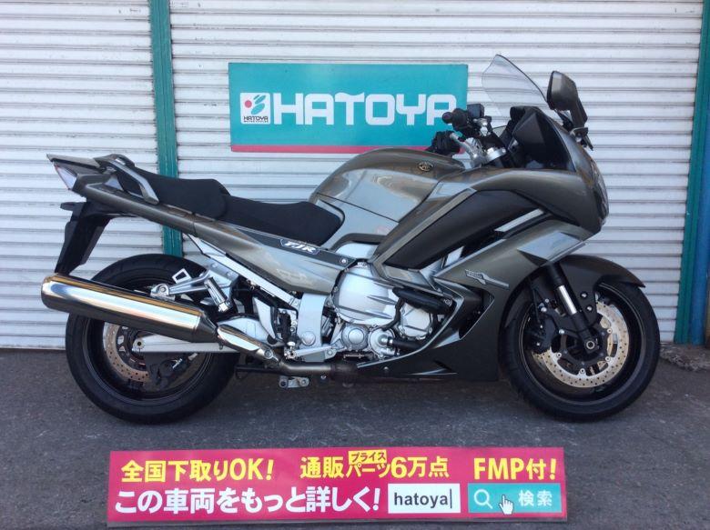 中古 ヤマハ FJR1300AS