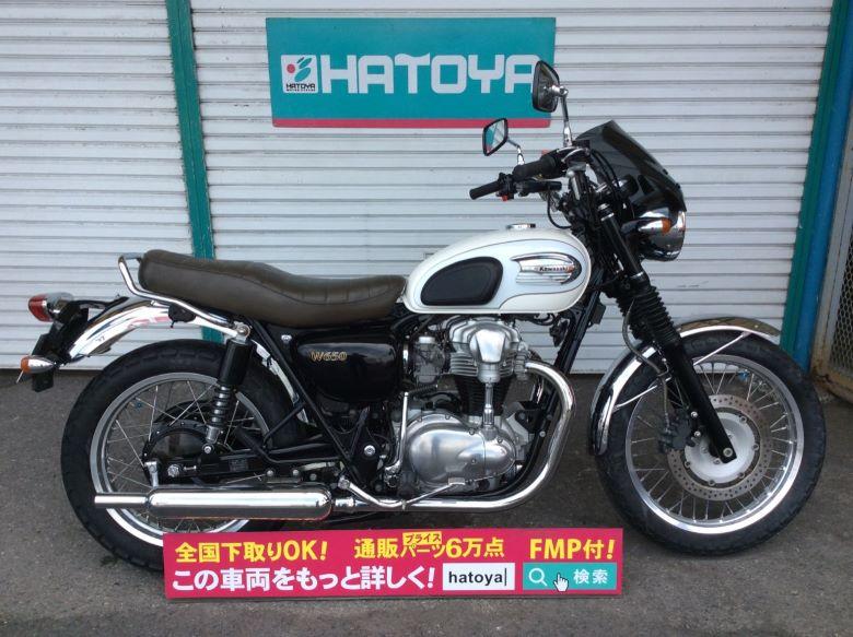 中古 カワサキ W650