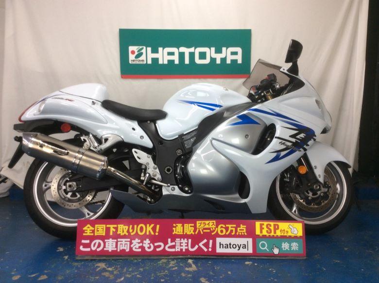 中古 スズキ GSX1300Rハヤブサ
