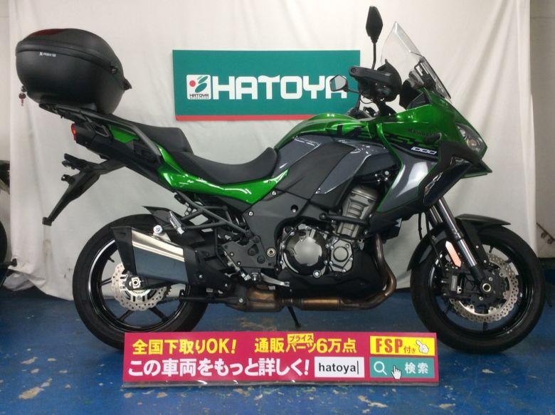 中古 カワサキ Versys 1000