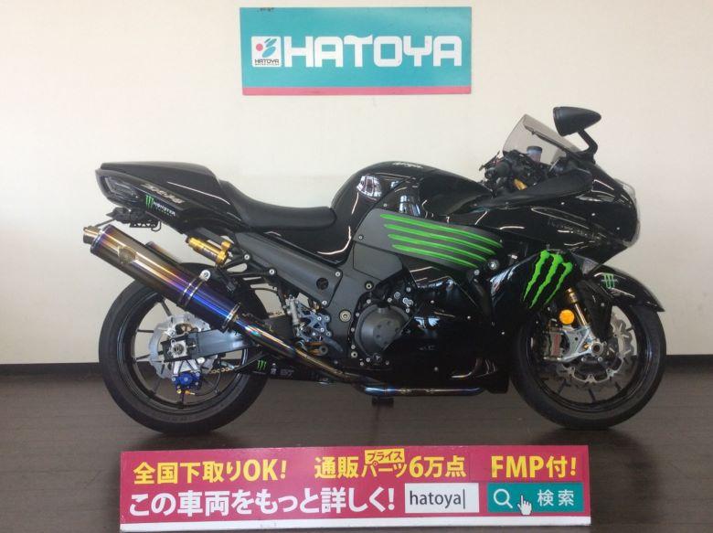 中古 カワサキ Ninja ZX-14