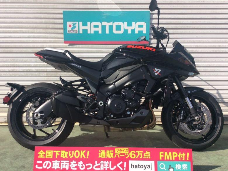 中古 スズキ GSXS1000SRQM0