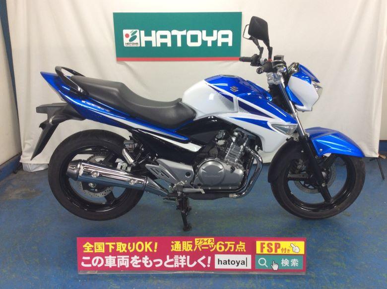 中古 スズキ GSR250