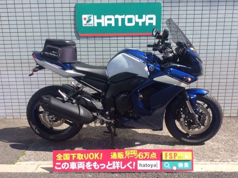 中古 ヤマハ FZ-1 FAZER