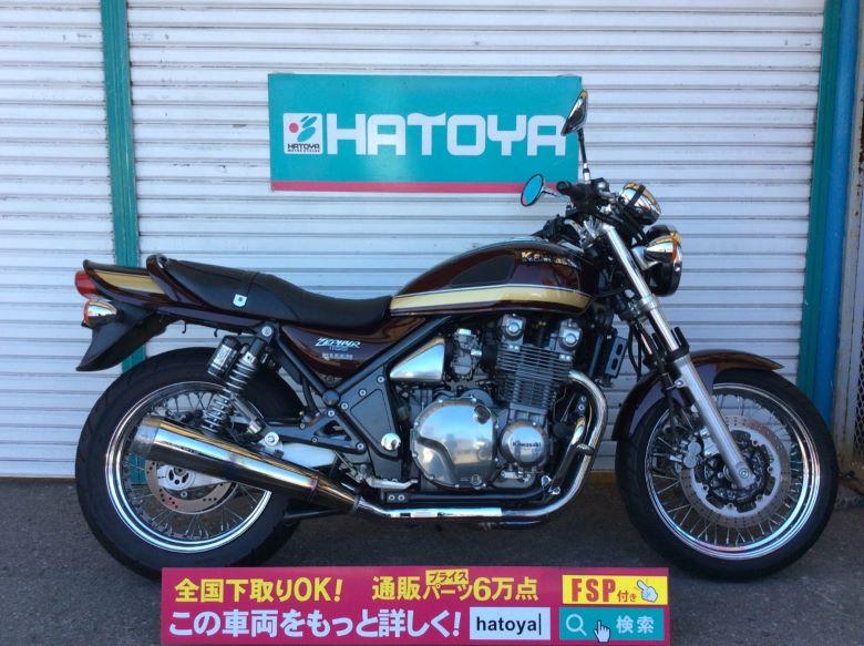 中古 カワサキ ZEPHYR1100RS