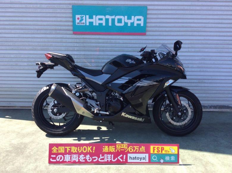 中古 カワサキ Ninja 250