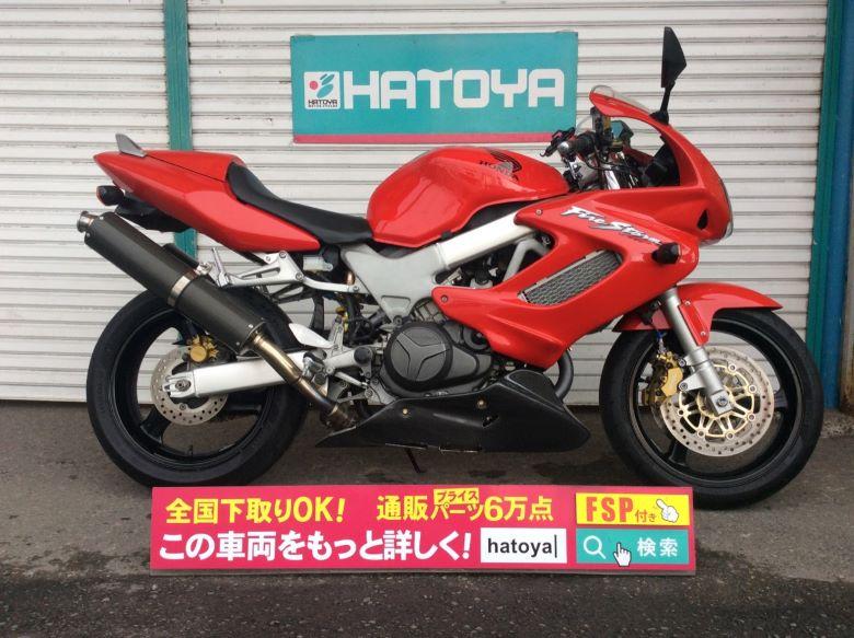 中古 ホンダ VTR1000F