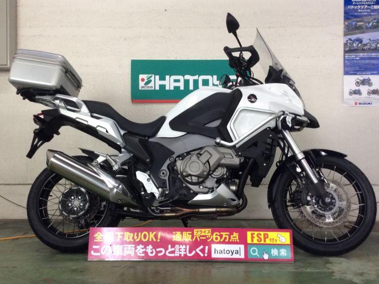 中古 ホンダ VFR1200XD