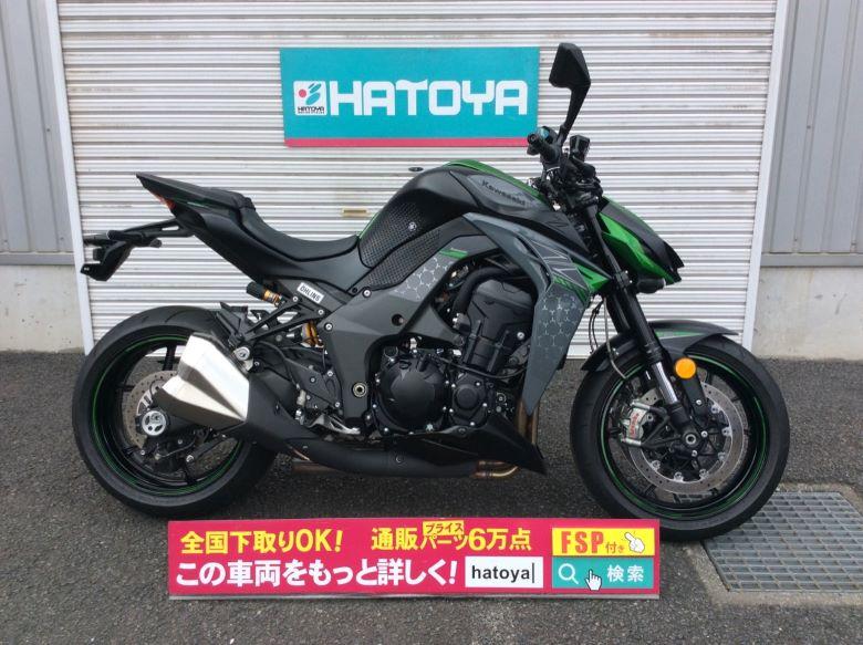 中古 カワサキ Z1000R
