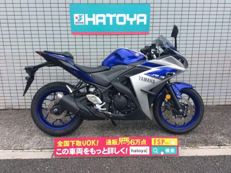 中古 ヤマハ YZF-R3