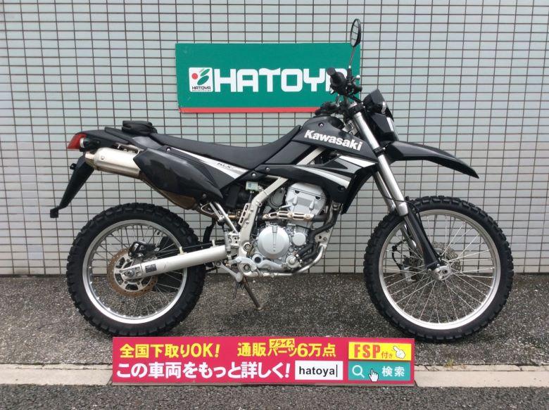 中古 カワサキ KLX250