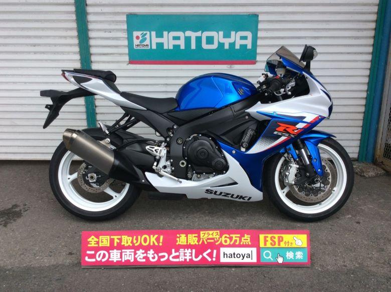 中古 スズキ GSX-R600