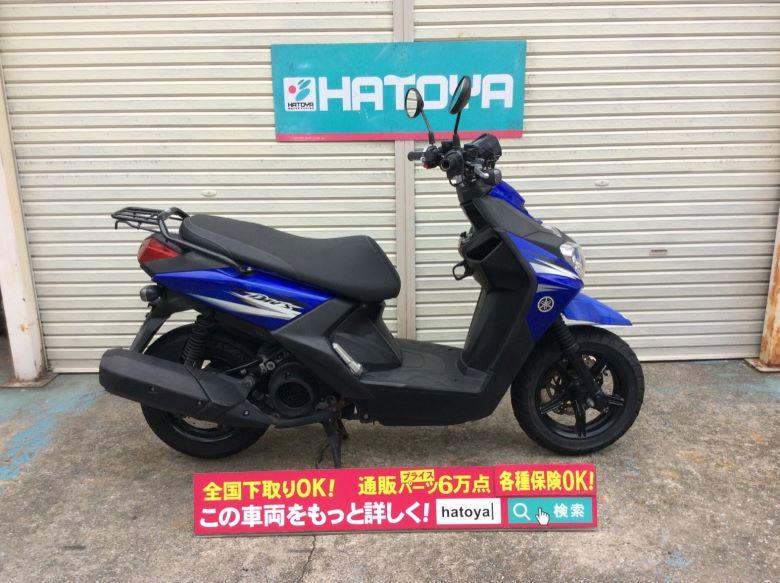 中古 ヤマハ BW'S125