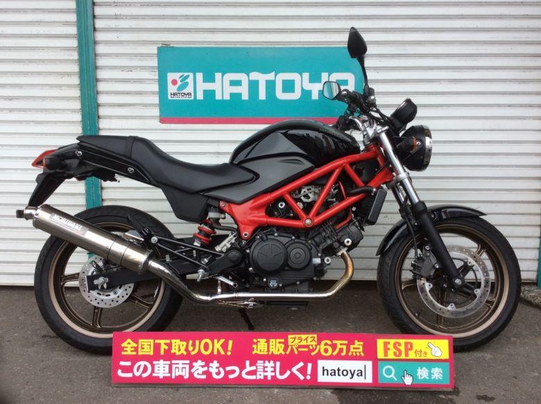 中古 ホンダ VTR250