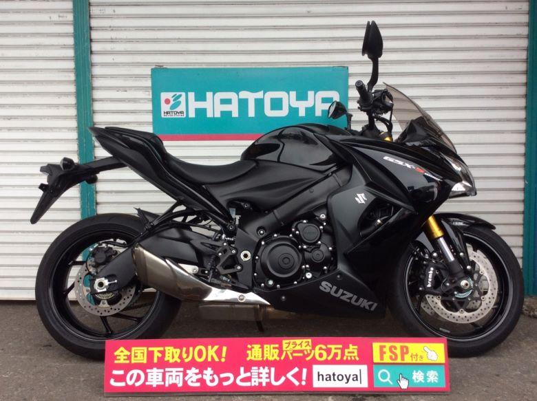 中古 スズキ GSX-S1000F