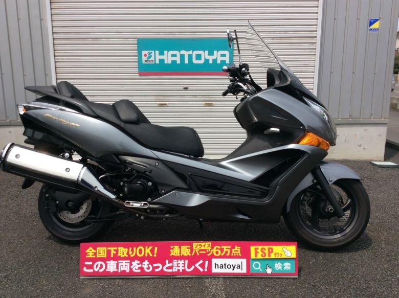 中古 ホンダ シルバ-ウイングGT600