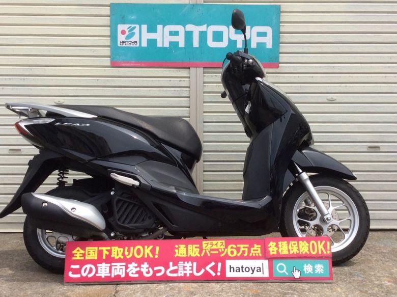 中古 ホンダ リ-ド125