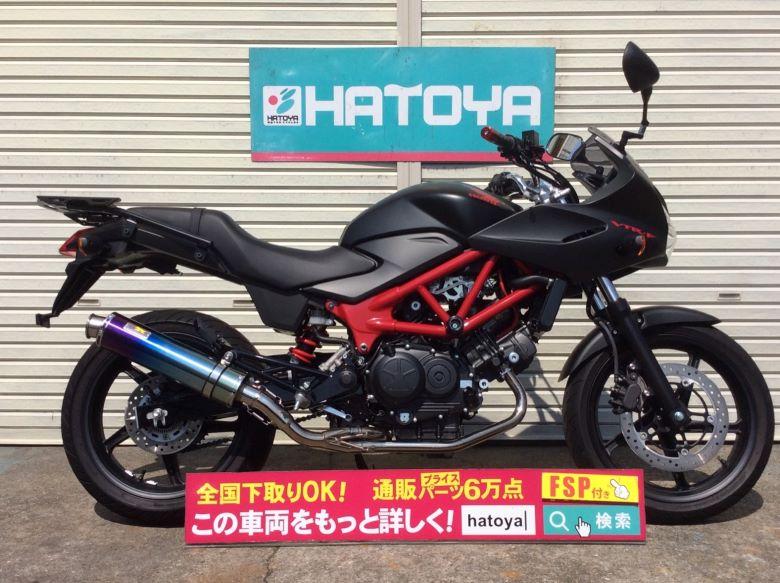 中古 ホンダ VTR250F