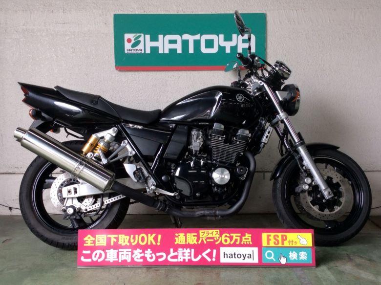 中古 ヤマハ XJR400R