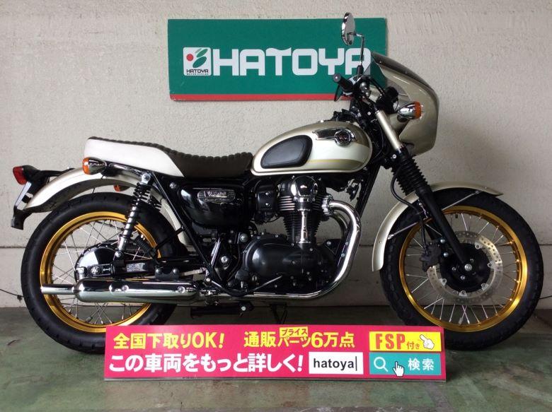 中古 カワサキ W800