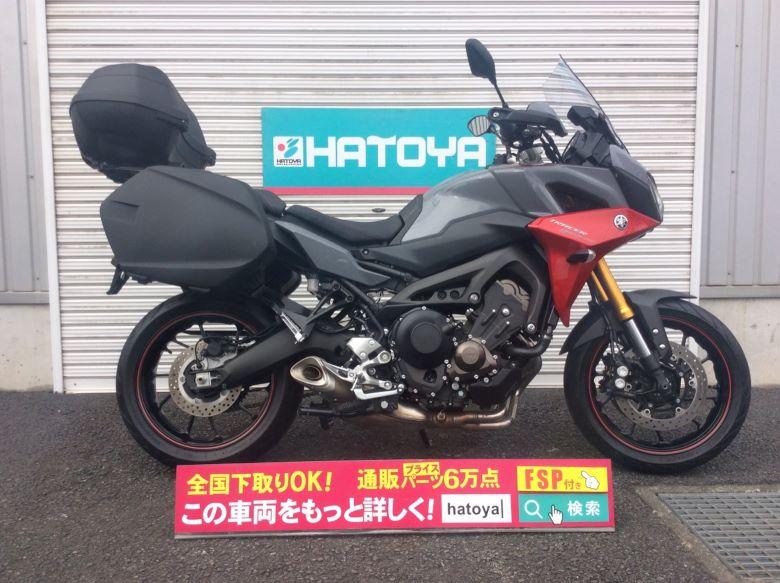 中古 ヤマハ MT-09トレ-サ-GT