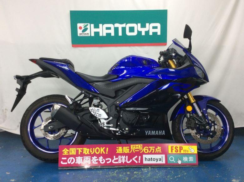 中古 ヤマハ YZF-R25