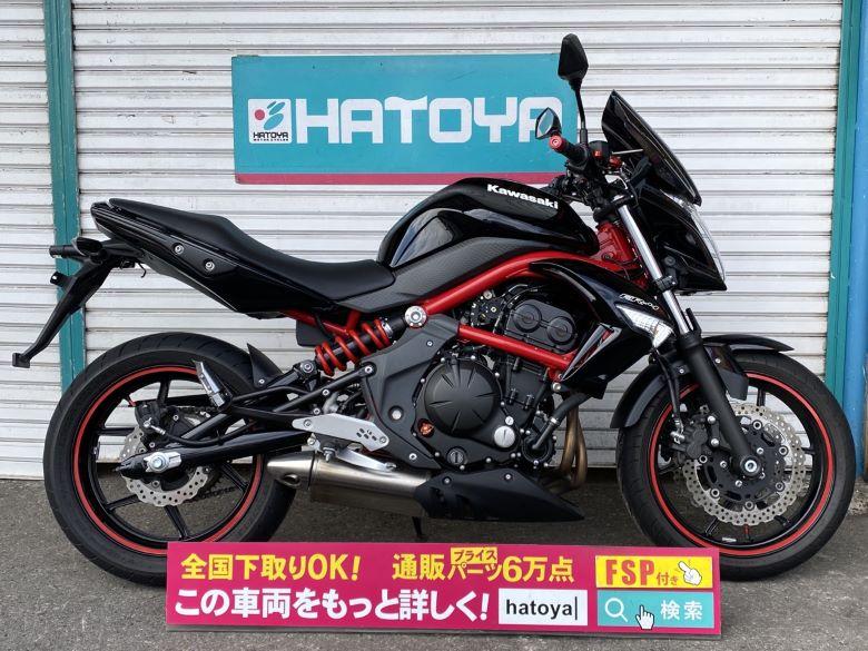中古 カワサキ ER-4n