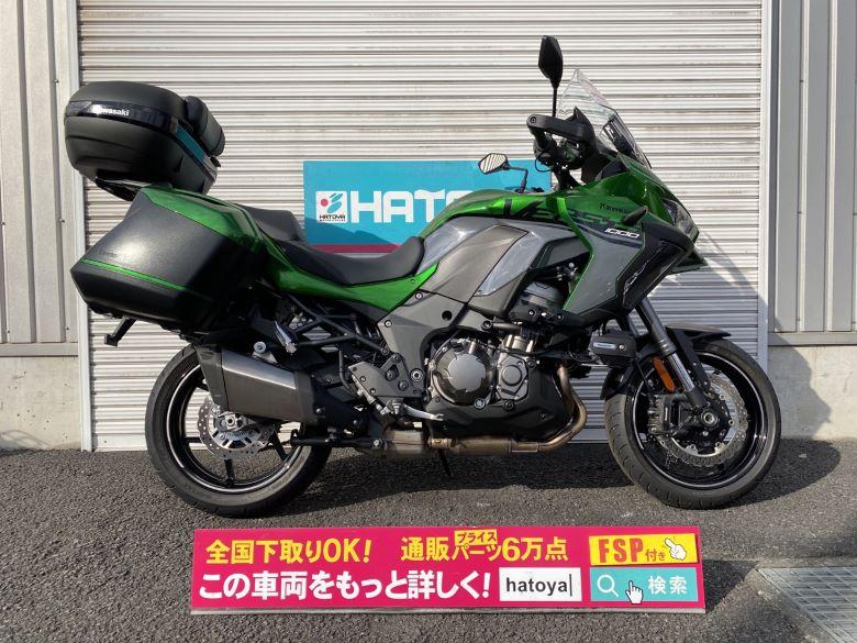 中古 カワサキ Versys 1000 SE